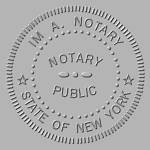 Notary Seals And Stamps