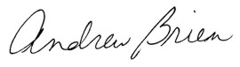 Sample of signature