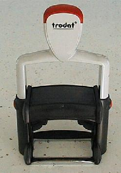 Heavy Duty Self-Inking Stamp